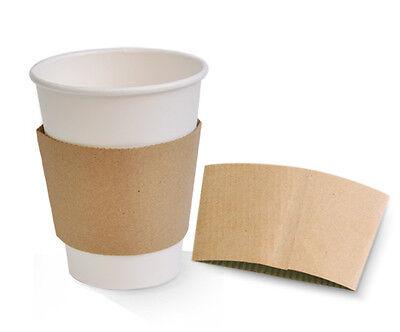 Coffee Cup Sleeves 100. 12/16 Oz 3