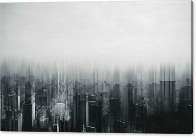 City Sao Paulo Urban 120 x 80 Pop Art/Malerei/StreetArt/Leinwand/Kunstdruck/XXL 2