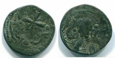 Authentic BYZANTINE EMPIRE  Coin ANC12846.7 3