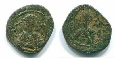 Authentic BYZANTINE EMPIRE  Coin ANC12874.7 3