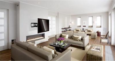 """37"""" -70"""" Steel LCD LED Plasma Flat Screen Tilt Full Motion TV Wall Mount Bracket 4"""