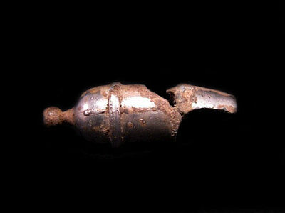 Very Rare Post Medieval Antique Military Whistle!!! 4