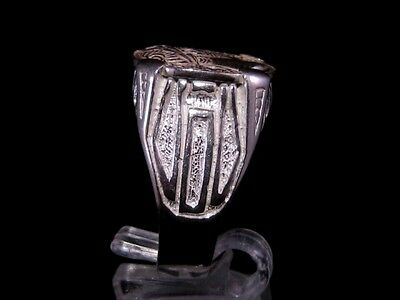Amazing Roman Style Sterling Silver Ring, Hadrian Denarius!!! 4