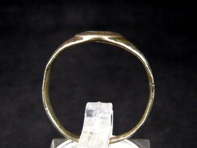 OLD VINTAGE ANTIQUE SILVER RING, TOP DECORATION from Early 20th. Century!!! 3