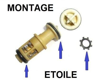 Kit Joints + Clips + Notice Reparation Panne Support Filtre Gasoil Peugeot 106 D 2
