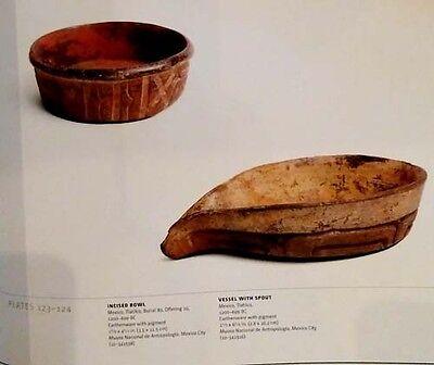 HUGE Olmec Monuments Sculpture Jade Ancient Mexico 1400-400BC Jewelry Masks Art 6