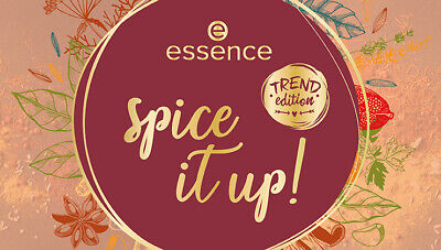 "ESSENCE LE ""spice it up!""  eyeshadow palette (18 shades)  NEU&OVP 4"