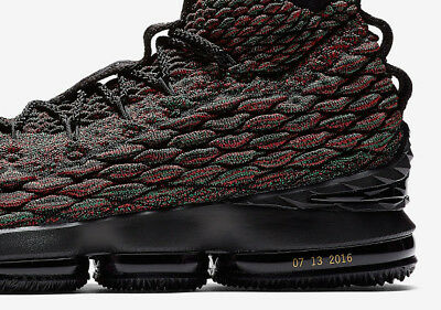 838a5e30de3d9 ... Nike Lebron 15 XV LMTD BHM size 13. Black History Month Multi-Color  897650