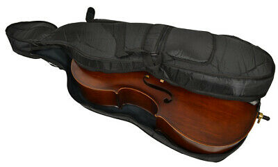Full Size Student Cello with Softcase by Sotendo 4