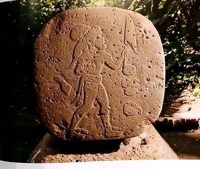 HUGE Olmec Monuments Sculpture Jade Ancient Mexico 1400-400BC Jewelry Masks Art 5