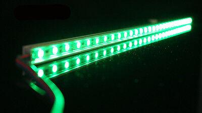 RGB Aluminium Aquarium Teichfische LED Beleuchtung  Lampe Strip Leiste Netzteil 3