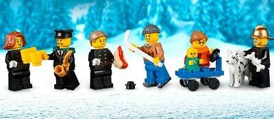 LEGO Creator Expert 10263 Winterliche Feuerwache Winter Village Fire Station NEU 3