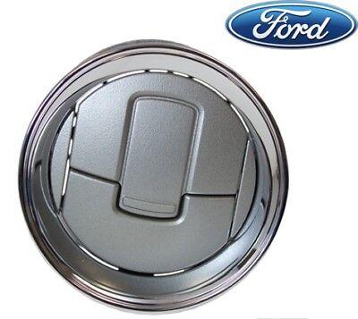 2009-2014 Ford F150 Dashboard AC Heater Air Vent Duct Chrome Set OEM 9L3Z19893CA