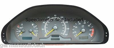 GIlH Pixel Repair Tools Kit for Mercedes W202 W208 W210 Instrument Speedometer Cluster