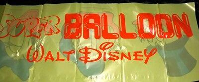 XXL Mega Folien Ballon 2m lang Disney Balloon Jumbo Luftsack Deko Mickey Donald