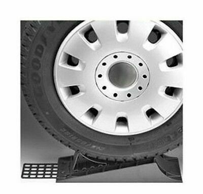 Level Ramp Set 3 Parts - Standard Wheel Leveller, Access Aid and Wheel Chock 2