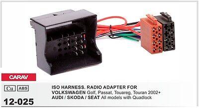 CARAV 07-002-22-6 Install dash Kit double DIN trim for TOYOTA Land Cruiser J12