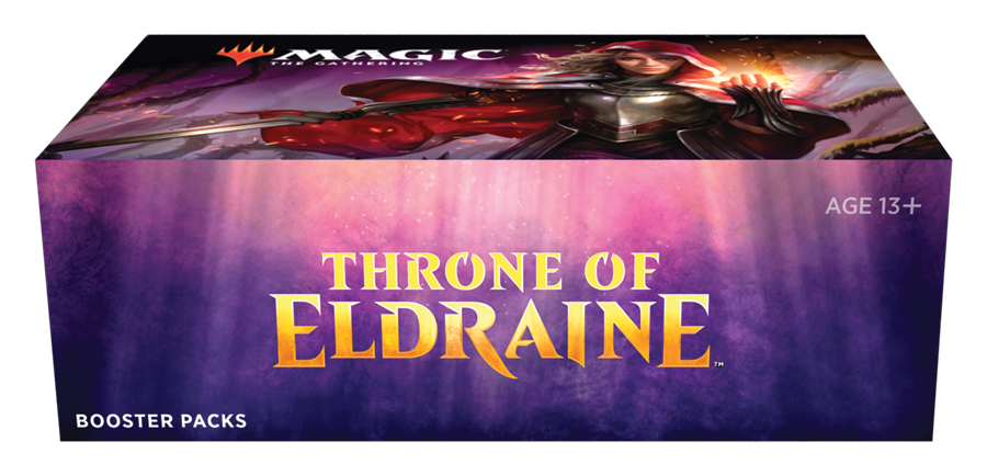 Throne of Eldraine Booster Box NEW FACTORY SEALED MTG *IN STOCK* 2
