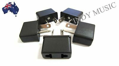 Usa Us Eu Adapter Plug To Au Aus Australia Travel Power Plug Convertor 6