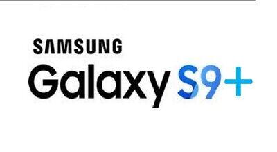 Samsung Galaxy S9+ Plus G965U GSM Unlocked SmartPhone Android 4G LTE 64GB 9