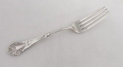 Corinthian Large Dessert Forks 3 Shiebler Sterling Silver 1855 4