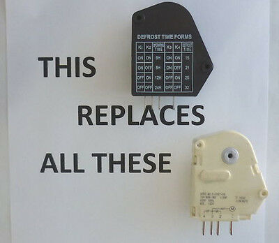 Domestic Refrigerator Defrost Timer - Ds All Series 4