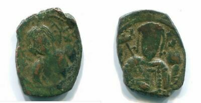 Authentic BYZANTINE EMPIRE  Coin ANC12873.7 3
