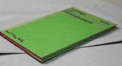 Beiträge zur Homöotherapie - Sammlung Puplikationen v. Dr. B.Schilsky 1966 /S196 4