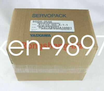 One New In Box YASKAWA SGDH-05AE Servo Drive#HC 2