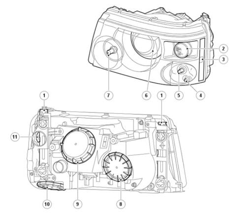 WORKSHOP MANUAL RANGE Rover Sport L320.1 + wiring diagram