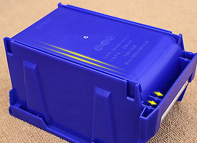 NEW 4 Size Free-Standing Stackable Storage Bin Organiser box Tool Parts Workshop