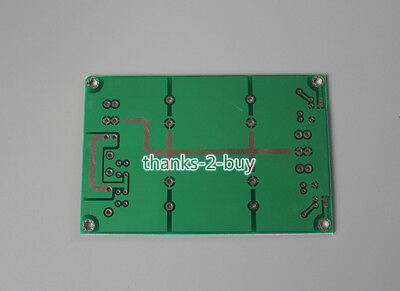 25A Audio Rectifier Filter Dual Power Supply Board For LM3886 TDA8920 Amplifier