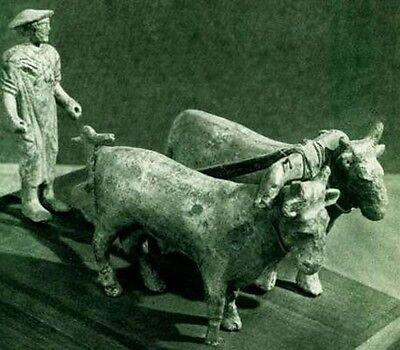 Buried People Etruscan Life Ancient Pre-Roman Italy Digs Art Gods 80pix RARE H/C 2
