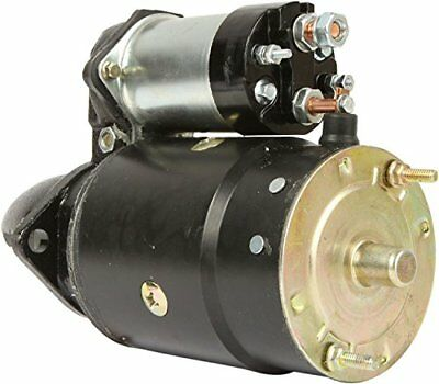 Db Electrical SDR0105 Mercruiser Crusader Marine Starter for Omc CCW Inboard