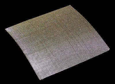 300mm Edelstahlsieb Edelstahlgewebe Siebfilter Drahtgewebe Gitter 10 Mesh