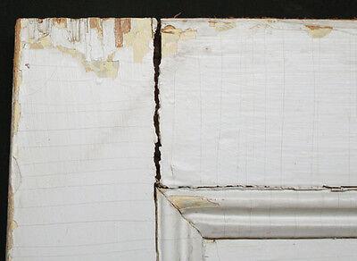 """27""""x68"""" Antique Vintage Victorian Interior Closet Pantry Wood Wooden Door Panels"""