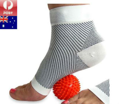 Plantar Fasciitis Compression Socks Foot Sleeve Ankle Support Brace Achy Heel 3