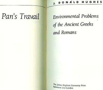 Pans Travail Ancient Greek Roman Environmental Problems Air Water Soil Pollution 3