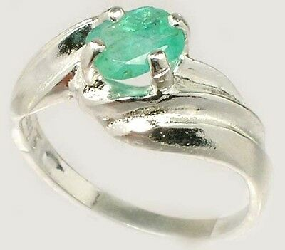 19thC Antique ¾ct Siberian Emerald Gem of Ancient Egyptian Sumerian Immortality 3