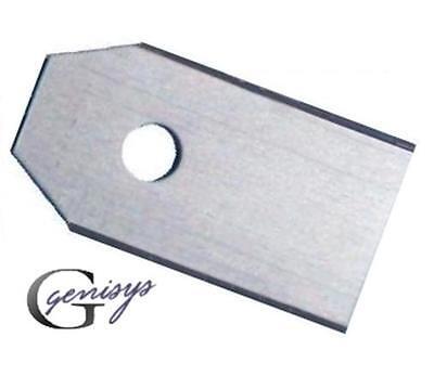 320 DA2 315 9x Klingen Messer Edel-Stahl 0,75mm+Schr Husqvarna Automower 310