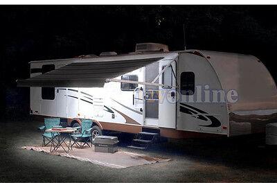 "12V 21.65/"" LED Awning Light RV Caravan Camper Trailer Porch Boat Patio Roof Lamp"