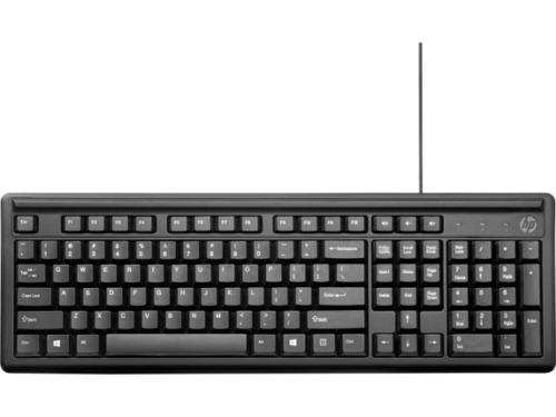 HP Keyboard 100 | Black | 2UN30AA#ABL 4