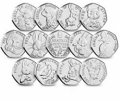Cheap Collectable 50P Coins All Your 50 Pence Coins Olympics-Kew-Beatrix & More 6