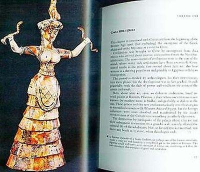 Ancient Greek Minoan Mycenaean Cycladic Islands Thera Art Frescoes Jewelry Masks 3