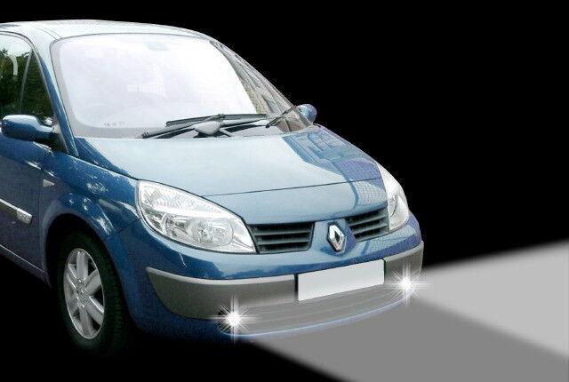 LED Tagfahrlicht LED Nebelscheinwerfer Renault Laguna III TFL Tagesfahrlichter