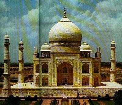 """HUGE 120 Pix Ancient India """"Taj Mahal"""" Mogul Emperor Shah Jahan Tomb Inlaid Art 2"""