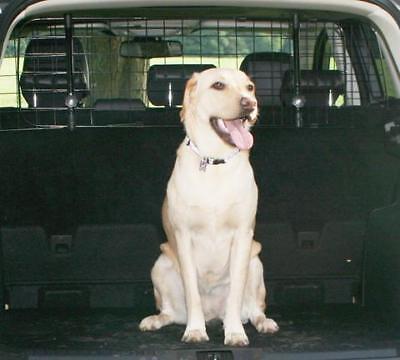 Universal Dog Guard Car Headrest Travel Mesh Grill Pet Safety Adjustable Barrier 3
