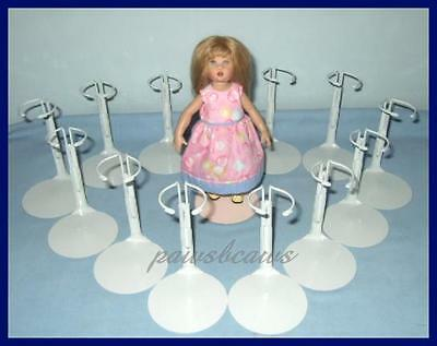 "One Dozen 12 Kaiser 2001 Doll Stands for 8"" Madame Alexander GINNY Riley 2"