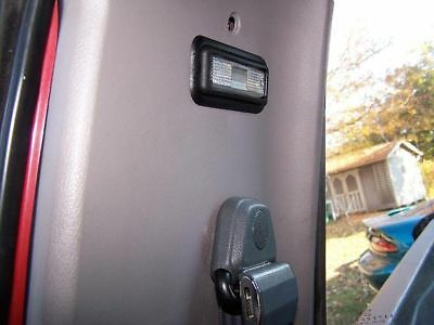 Universal 12V Auto Courtesy Flip Light 5