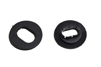 Ford Boden Befestigungen Schrauben Fußmatten Gummimatten OVAL 8 Stück